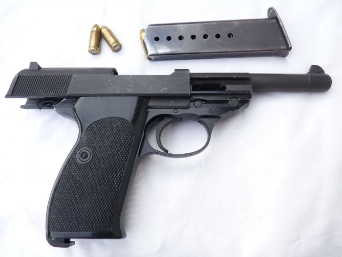 walther p1 dating Manurhin is a trademark used by chapuis armes beginning in 1998,  followed by pistolet p1 above 9mm x 19 walther p4 - manurhin produced 500 of the p4 variation.